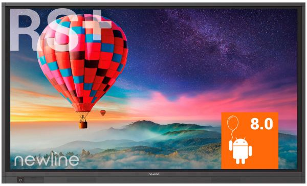 TouchPanel Newline RS+