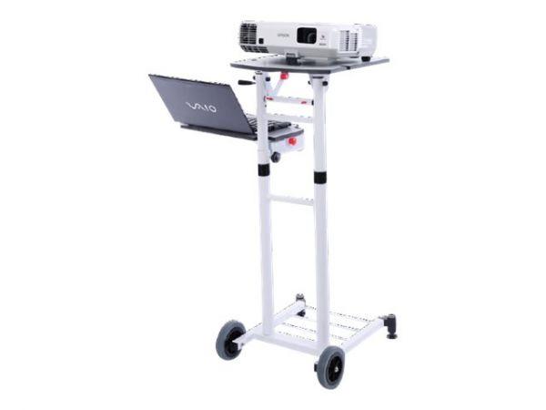Projektionswagen VT3 - der fahrbare, handliche Beistelltisch