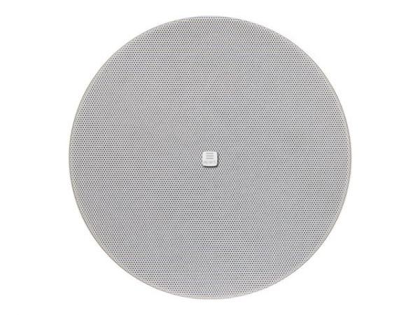 APART CM608D Einbaulautsprecher 16,5cm 6,5Zoll 2-Wege Design-Einbaulautsprecher, 8Ohm/60W, RAL9010 w