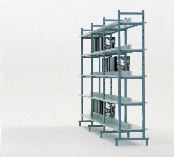 Conen Bücherregalsystem Anbauteil
