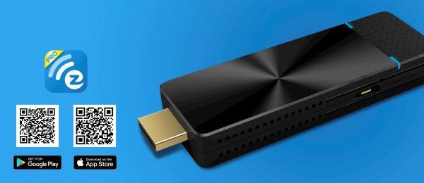 Optoma UHDCast Pro WLAN Dongle zum kabellosen Präsentieren
