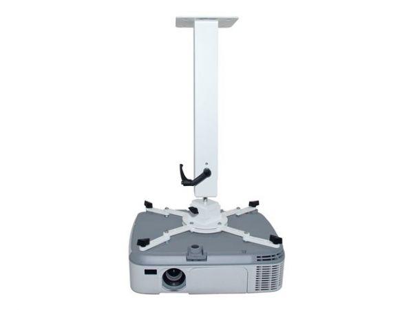 Deckenhalterung Standard Variable Laenge 40-67cm