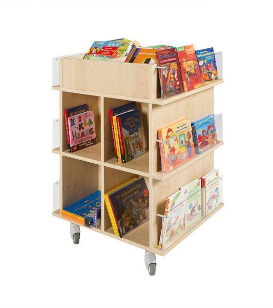 Conen Bücherwagen