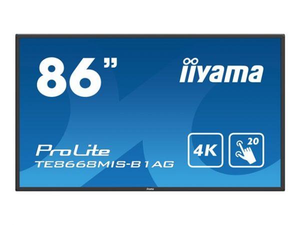 "iiyama ProLite TE6568MIS-B1AG LCD Touch Display 85,6"""