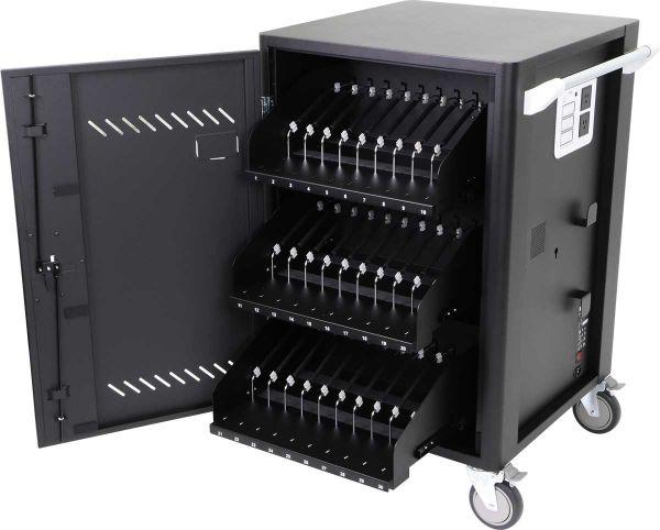 AVer C30u Ladewagen für Tablets