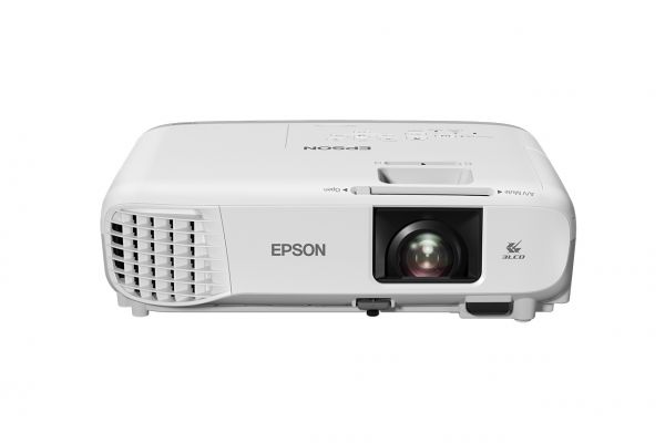 EPSON EB-W39 Flexibler HD Ready-Beamer