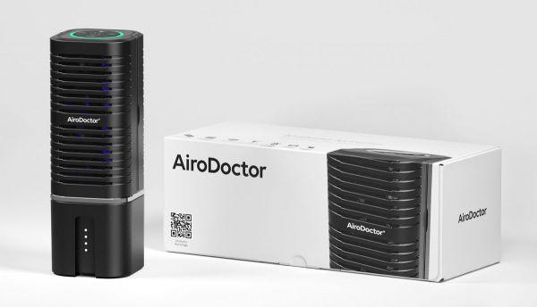 Airodoctor WAD S10 mini - geprüfter Luftreiniger für Schulen