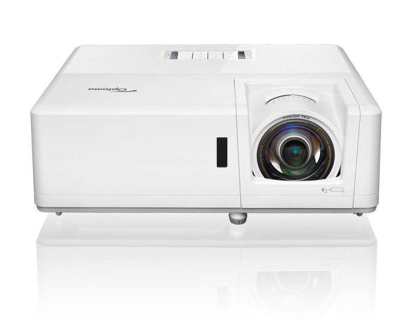 Optoma ZH406ST kompakter Kurzdistanz-Laserprojektor