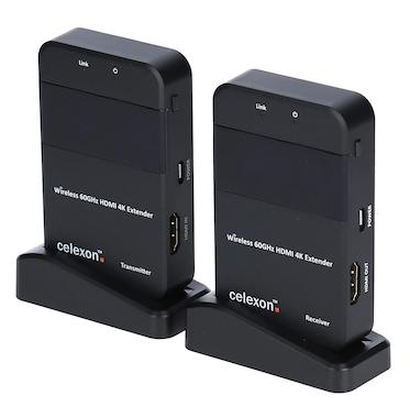 celexon Expert HDMI-Funk-Set WHD30M 4K