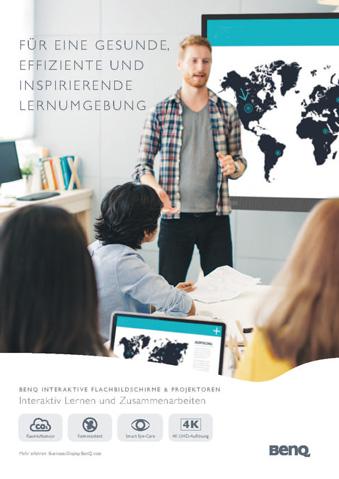 Interaktive-Flachbildschirme-BenQ-Pfau-Management-Vorschau
