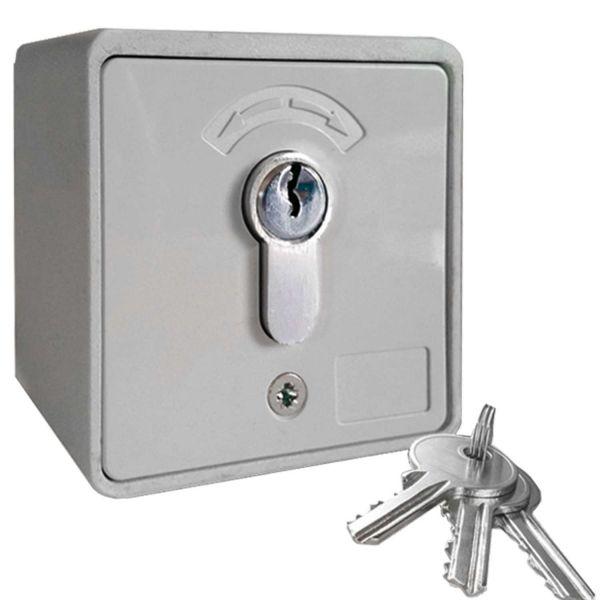 Dolomit II Schlüsselschalter